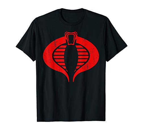 Gi Joe Cobra Girl (GI Joe Cobra Command T-Shirt)