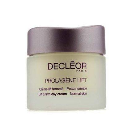 Decleor - Prolagene Lift Lift & Firm Day Cream (Normal Skin) - 50ml/1.7oz 3 Pack - EOS Lip Balm Sphere, Vanilla Bean 0.25 oz