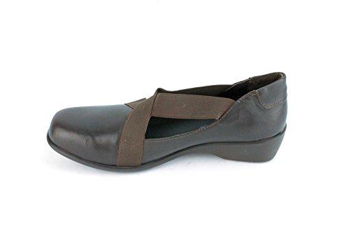 Jojo Comfort Jon Josef Lou Womens Brown Leather Loafers EU 39 wgtMwu