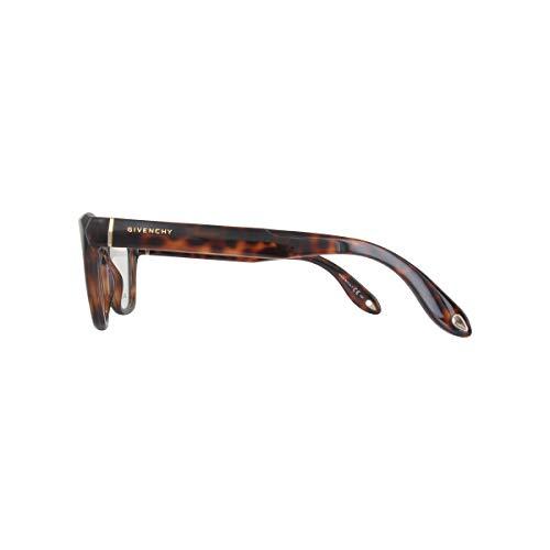 aa5e37ba0fa Givenchy GV 0005 LSD Havana Plastic Cat-Eye Eyeglasses 52mm