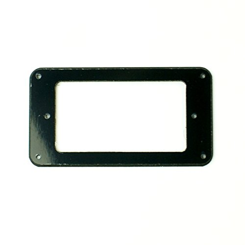 Wide Range Humbucker to Regular Humbucker Pickup Adapter Ring ,PRA-B-H1 Black