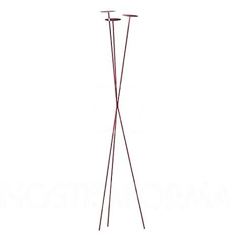 vibia - lámpara de pie vibia skan 3 Luces - Rojo: Amazon.es ...