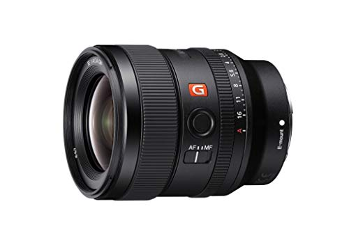 Sony E-mount FE 24mm F1.4 GM Full Frame Wide-angle Prime Lens (SEL24F14GM), ()