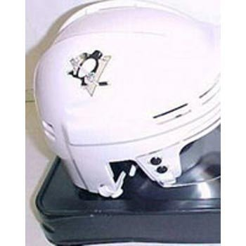 - NHL Pittsburgh Penguins Replica Mini Hockey Helmet