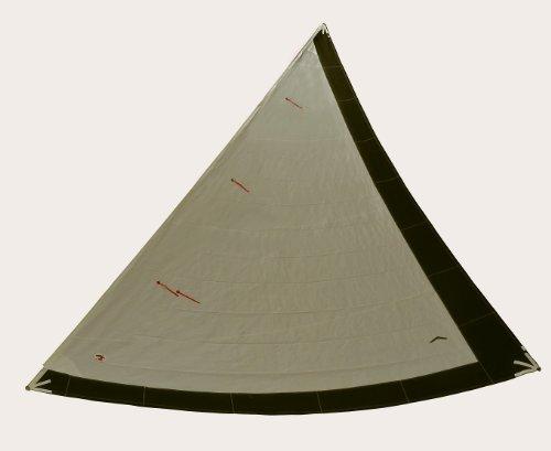 MacGregor 26X Original Equipment Style 150% Furling Genoa with Black Sunbrella UV Sun Cover - Macgregor Sporting Goods