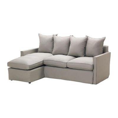 Unbekannt IKEA harnösand Funda para Cama sofá con Recamiere ...