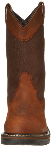Rocky Hommes Originale Boot Work Boot Marron