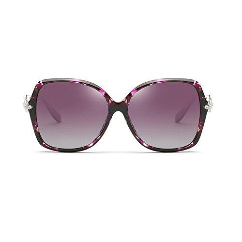afd7beaadc Buena CJC Polarizado Gafas de sol Mujer Sombras Clásico Sobredimensionado  100% UV Proteccion Gafas para