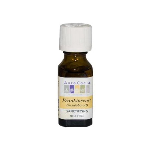 Aura Cacia Frankincense With Jojoba Oil