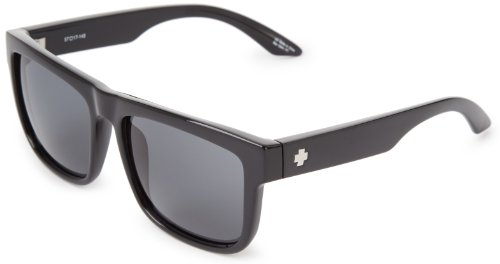 Spy Optic Discord Flat Sunglasses, Black, 57 - Spy Discord