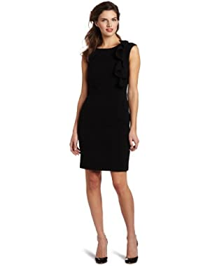 Calvin Klein Women's Lux Cap Sleeve Dress