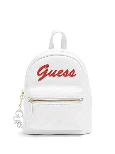 GUESS Factory Womens Feliz Logo Convertible Mini Backpack