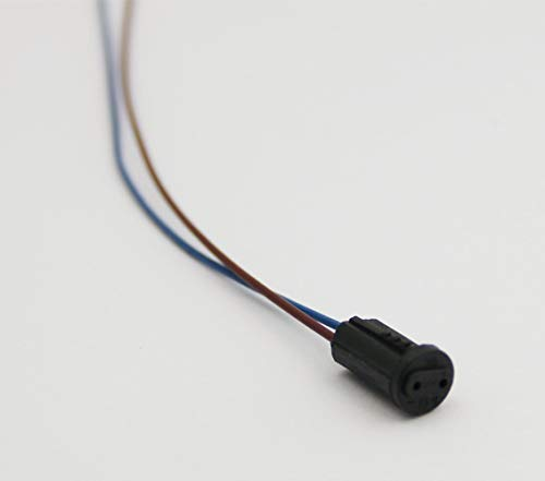 Soporte para lámparas halógenas, LED o CFL de bajo voltaje, de 12 V, con tomacorriente de cerámica, para enchufes GU5.3/MR16/MR11/G4, 10 Pack G4 12.0 ...