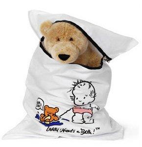 Gund Teddy Needs a Bath Laundry Bag