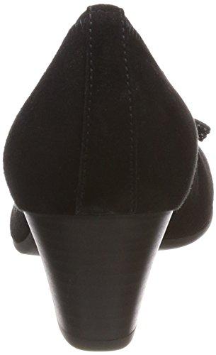 Gabor Basic Gabor Noir Schwarz Schwarz Escarpins Femme Shoes xFfxwqBp