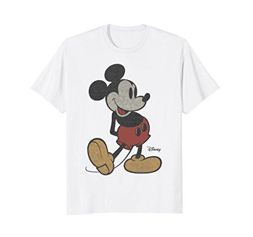 Disney Classic Mickey Mouse Long Sleeve T-shirt