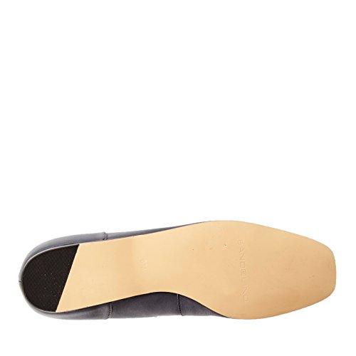 Bandolino Frihet Loafers Marinen Läder