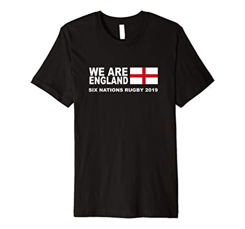 We Are England - Six Nations 2019 English Rugby T-shirt