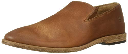FRYE Men's Chris Venetian Loafer Flat tan 12 M Medium US