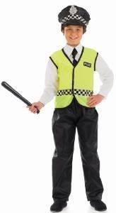 mens british police costume - 9