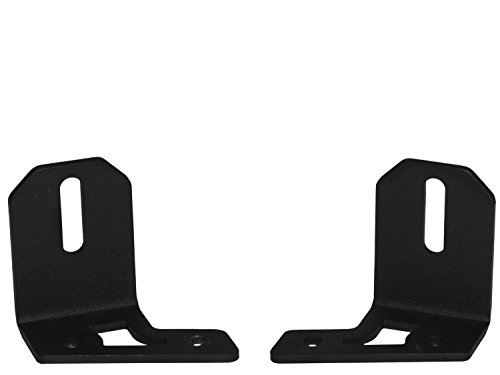 Rigid Industries 41632 A-Pillar Mount; For Use w/ Any 2 D-Series/D-SS/Ignite Or SR-M;