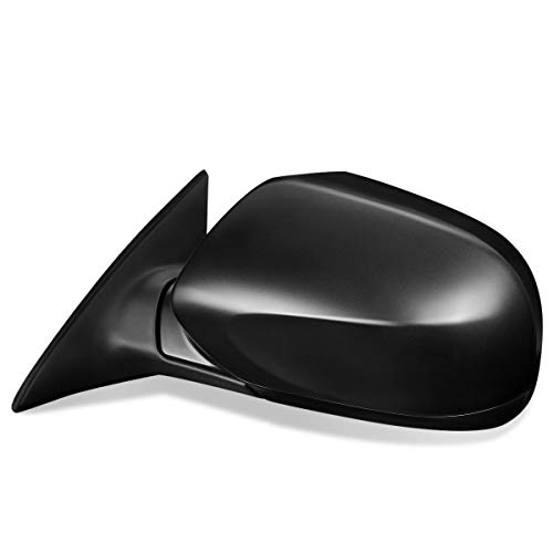 (SU1320124 OE Style Powered+Heated Driver/Left Side View Door Mirror for Subaru Legacy Outback 11-14)
