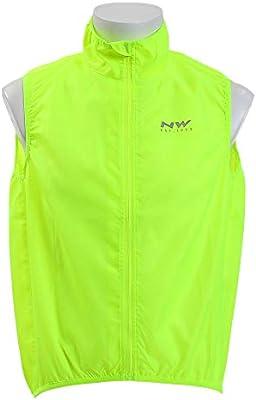 NORTHWAVE Chaleco ciclismo hombre VORTEX amarillo fluorescente ...
