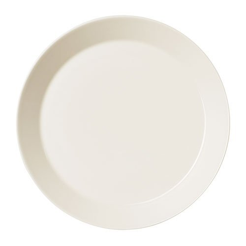 (Iittala Teema 10-1/4-Inch Dinner Plate, White by Iittala )