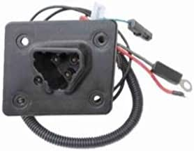 amazon.com : 3g charger receptacle for ezgo rxv & ezgo txt 48 volt golf  carts : sports & outdoors  amazon.com