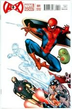 A+X #1 RARE 1:25 Ed McGuinness Variant Cover Marvel Now
