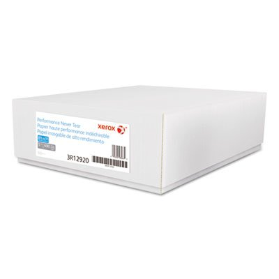 Performance Never Tear Paper, 5 mil, 8 1/2 x 11, White, 600 Sheets/Pack, Sold as 600 Sheet