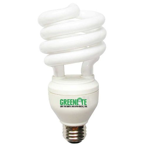 4 Pack Greenlite 3 Way CFL 11//20//26 Watts Compact Flourescent Bulb New