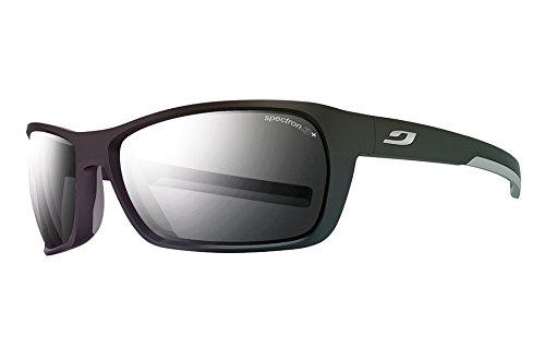 Matte Blast (Julbo Blast Sunglasses - Polarized - Matte Black/Black)