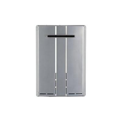 Rinnai RU98EN Exterior 9.8 GPM Natural Gas Tankless Water Heater,