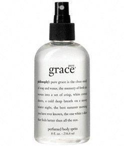 Best pure grace body spritz for 2019