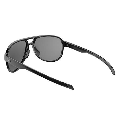 Lens 3 Matt Category 9000 Sunglasses 58mm Ad33 Black Pycer Adidas Pilot Size z70Hxw
