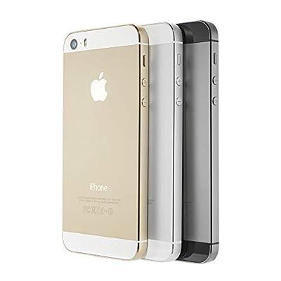 Apple iPhone 5S - 16GB - ATT - Space Gray (Certified Refurbished)