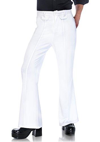 Bell Bottoms Costumes - Leg Avenue Men's Bell Bottom Pants
