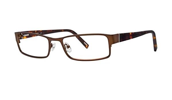 TIMEX Eyeglasses L002 Brown 57MM