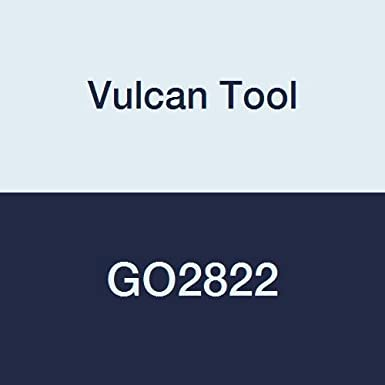 Vulcan Tool G2852 Wide Scaling Chisel 2 x 48 Hex Shank//Round Collar