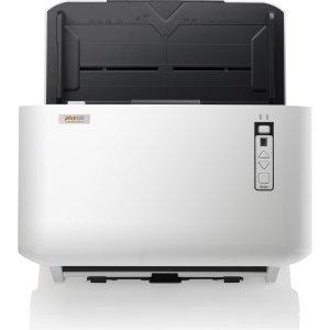 Plustek SmartOffice SC8016U High Speed Departmental A3 Document Scanner, 100 Page ADF, 80ppm, Instant on