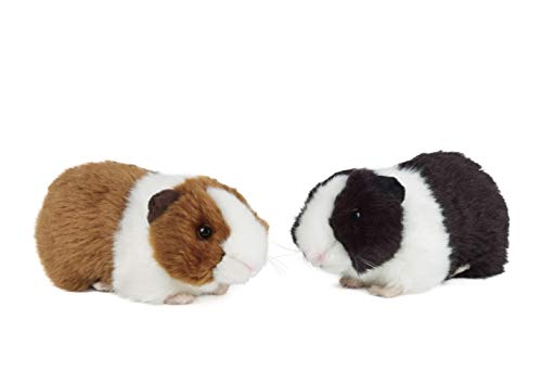 - Living Nature Guinea Pig with Sound Kids Soft Animal Toy Children's Play Fun