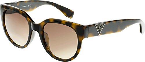 Guess Sunglasses - 7439 / Frame: Dark Havana Lens: - 2017 Sunglasses Guess