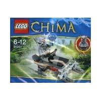 Lego Legends of Chima Winzars Pack Patrol 30251 en bolsa