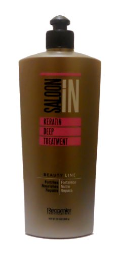 Saloon'IN Keratin Deep Treatment 17.6 oz (500 g)