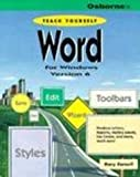Teach Yourself Word for Windows Version 6, Gary Cornell, 0078820103