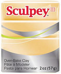 (Sculpey Modeling Compound III (Jewelry Gold) (Sold by 1 pack of 5 items))