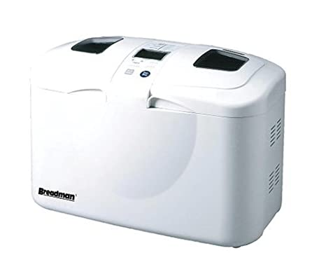 Amazon.com: breadman tr2828 Pro Doble Loaf Panificadora ...