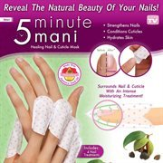 Review 5 Minute Mani: Healing
