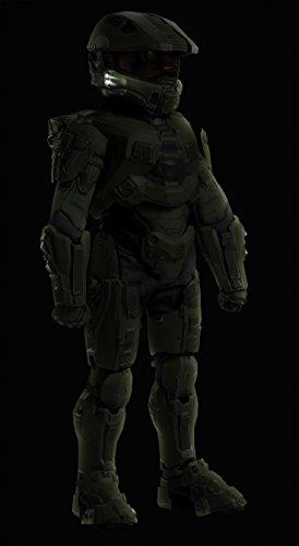 31HD5up39VL - Master Chief Ultra Prestige Halo Microsoft Costume, Large/10-12